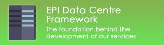 EPI Data Center Framework